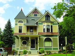 green house paint schemes exterior colors dark light old color