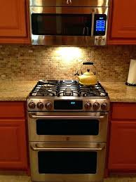 Kitchenaid Gas Cooktop 30 Kitchen Amazing Stainless Steel Stoves Telefonesplus Regarding