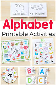 100 alphabet activities that kids love