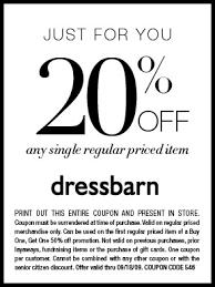 dressbarn coupons for november 2017