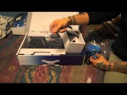 black friday sony playstation 4 quick unboxing sony playstation 4 gta v bundle black friday 2014
