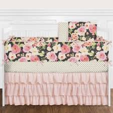 Gold Polka Dot Bedding Blue Black And White And Pink Polka Dot Baby Bedding
