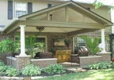 25 Best Covered Patios Ideas On Pinterest Outdoor Covered by Outdoor Patio With Roof Patio Roofs Designs Covered Deck Roof