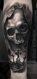 22 best skull tattoos images on skull tattoos skulls