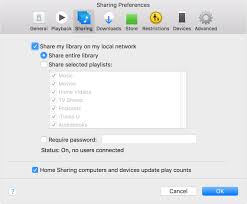 Map Network Drive Mac Share Your Itunes Library Over Your Home Network Apple Support