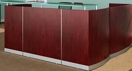 L Shaped Reception Desk An Office Furniture Reception Desk Can Increase Organization