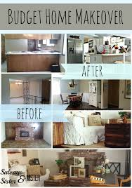 house makeover budget home makeover tips budgeting vintage farmhouse and