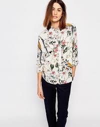 bird blouse warehouse warehouse floral bird print blouse