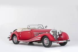mercedes 500k 1934 mercedes 500k 540k spezial roadster