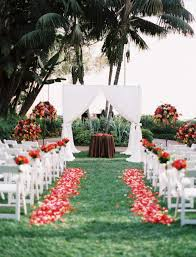 Garden Wedding Ceremony Ideas Wedding Decor Cool Garden Wedding Ceremony Decorations Picture