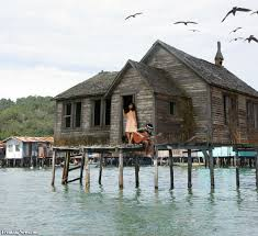 house on stilts over river pics cool image pinterest rivers