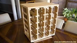 wine rack diy hanging wine rack plans build wine glass rack