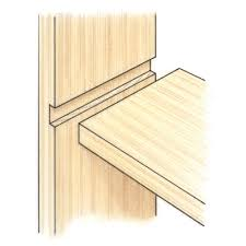 Woodworking Joints For Drawers by Basics Of Rabbets And Grooves Startwoodworking Com