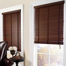 Blinds For Wide Windows Inspiration 2 U201d Wide Faux Wood Blinds Window Brylanehome These Are