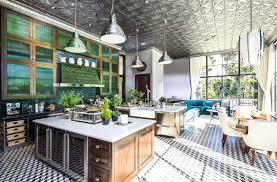 pressed tin backsplash tiles backyard decorations by bodog