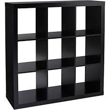 Cubic Bookcase Amazon Com Better Homes And Gardens 9 Cube Organizer Storage