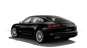 Porsche Panamera Blacked Out - porsche panamera porsche of tucson blog