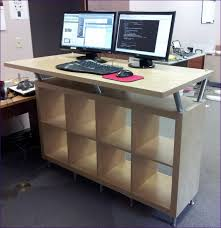 Standing Treadmill Desk by Living Rooms Design Ikea Sit And Stand Desk Bekant Standing Desk
