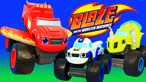 monster truck cartoon videos new blaze and the monster machines toys nickelodeon cartoon show