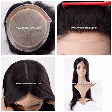 hair pieces for women invisible hairline chinese virgin hair silk top women hairpiece