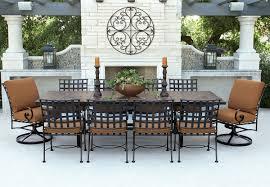 11 Piece Patio Dining Set - o w lee emigh u0027s outdoor living