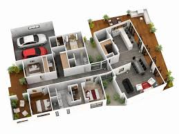 home planners house plans 4 bedroom 1 story house plans 3d open concept floor plans