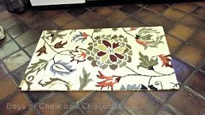 fall book page wreath kitchen rug crockpot kielbasa days of