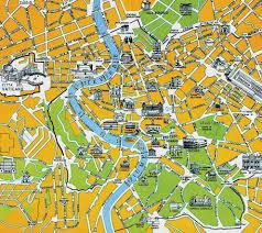 City Maps Historical Rome City Map U2022 Mapsof Net