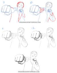 how to draw foreshortened fists foreshortening hands how to