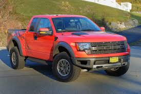 Ford Raptor Red - orange ford raptor it all started with you show yourselfs
