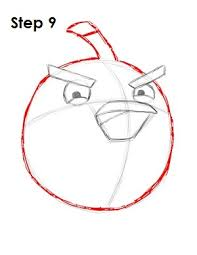 draw angry birds