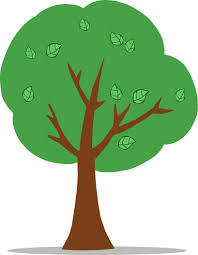 9 best images of cartoon tree with leaves cartoon tree with no