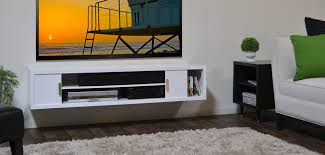 Small Media Cabinet Furniture Furniture Awesome Design Ideas Of Floating Media Console Maleeq