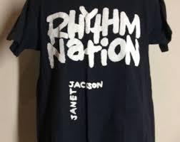 Janet Jackson Rhythm Nation Halloween Costume Rhythm Nation Etsy