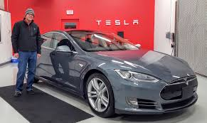 tesla model s charging tesla wants to build special charging stations that sell food and