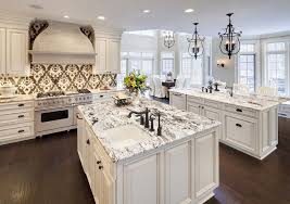granite countertop alternatives kitchen contemporary with gray