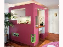 cuisine de studio coin cuisine girly pour studio coquet deco studio