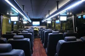 luxury minibus dc charter bus rental company shuttle mini bus in md va