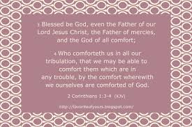 May The God Of All Comfort Favorite Of Yours February 2012