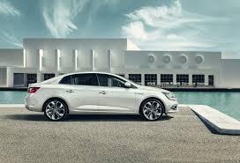 renault uae 2017 renault megane sedan revealed dubai abu dhabi uae