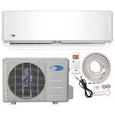 mitsubishi mini split dimensions split system air conditioners amazon com