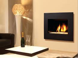 wall mounted electric fireplace ideas modern industrial medium