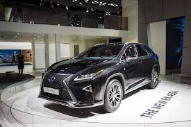lexus rx 2016 10 standout new features of the 2016 lexus rx lexus