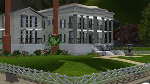 nottoway plantation floor plan mod the sims your own designs