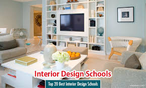 Undergraduate Interior Design Programs Top 20 Best Interior Design Schools In The World In 2015