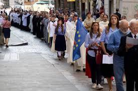 pilgrims from around the world celebrate 10 years of summorum