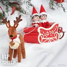 on shelf reindeer winter the on the shelf
