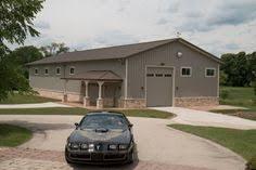 Morton Building Homes Floor Plans Morton Buildings Garage In Edgerton Wisconsin Hobby Garages