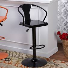 retro max adjustable height swivel barstool multiple colors
