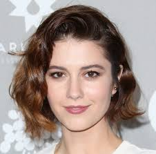 mary elizabeth winstead short wavy cut short hairstyles lookbook